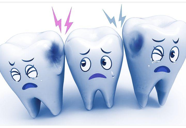 Реакция зубов на разные температуры