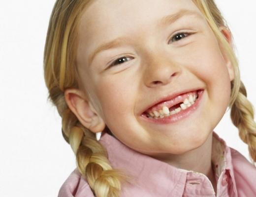 Рост зубов у человека