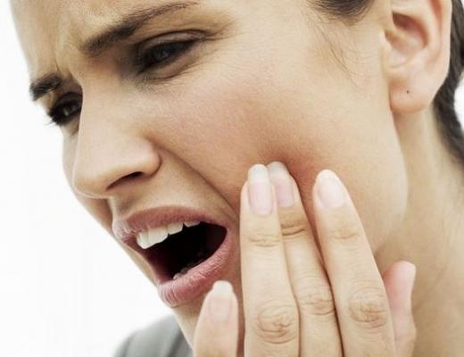 Точечный массаж при зубной боли: как делать