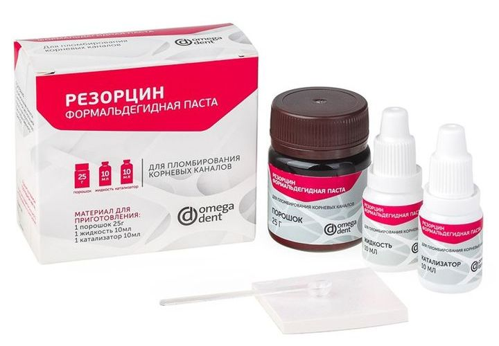 Резорцин-формалиновая паста