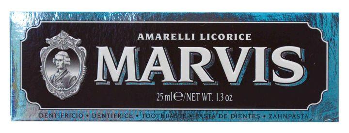 Зубная паста Marvis Amarelli Licorice Лакрица Амарелли