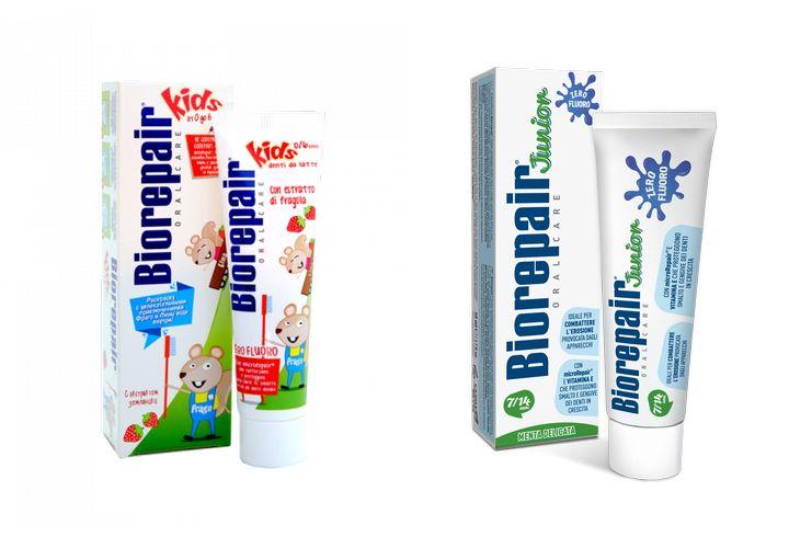 Зубная паста Biorepair для детей