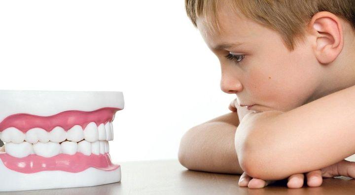 Ребенок и зубы